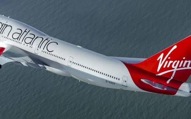 Último Boeing 747 da Virgin Atlantic decola de Heathrow e realiza seu voo derradeiro
