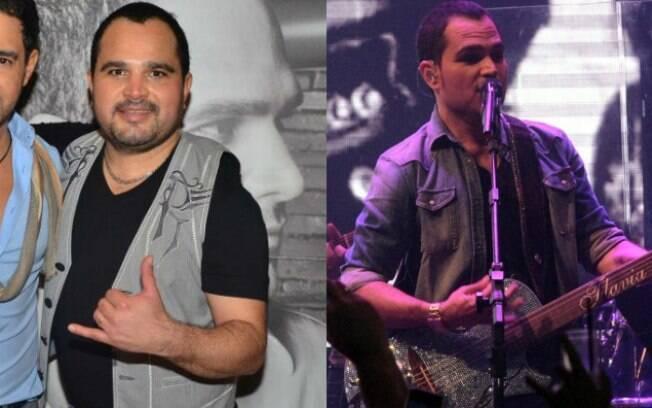 Luciano Camargo perdeu 20 quilos em oito meses