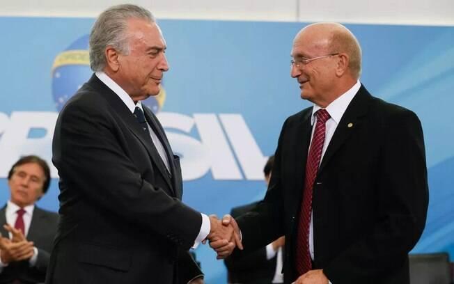 Ministro de Temer, Osmar Serraglio disse que assuntos relacionados a Daniel Filho eram tratados pela bancada do PMDB