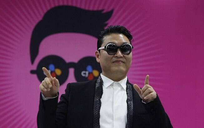 Psy é garoto-propaganda de marca de soju e já afirmou que bebe praticamente todos os dias