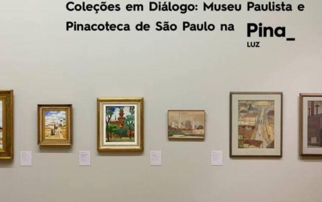 Pinacoteca chega com exposição que mistura obras entre museus com intenção de confrontar tempos difíceis
