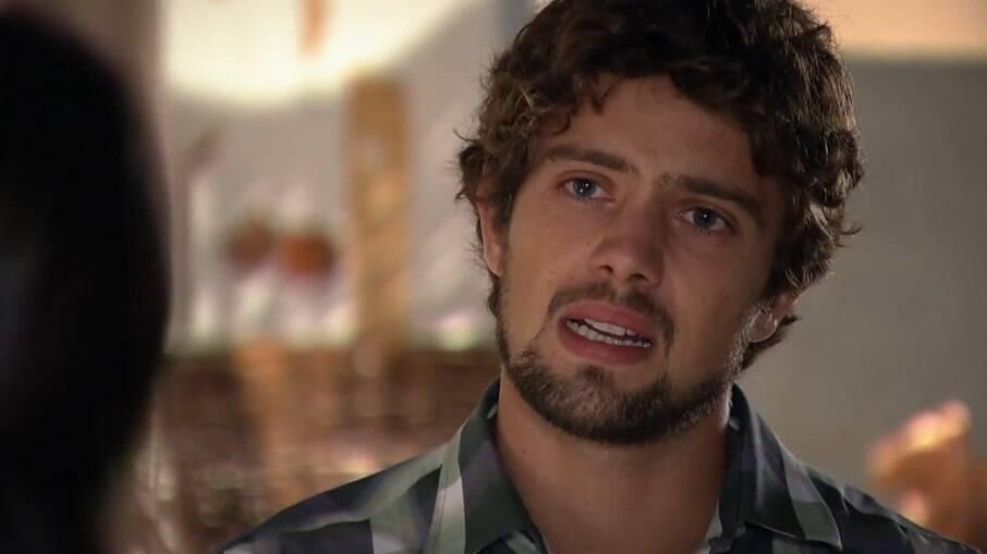 Rodrigo em 'A Vida da Gente'