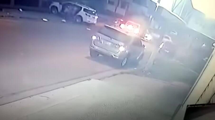 Vídeo registrou o momento em que as vítimas foram mortas