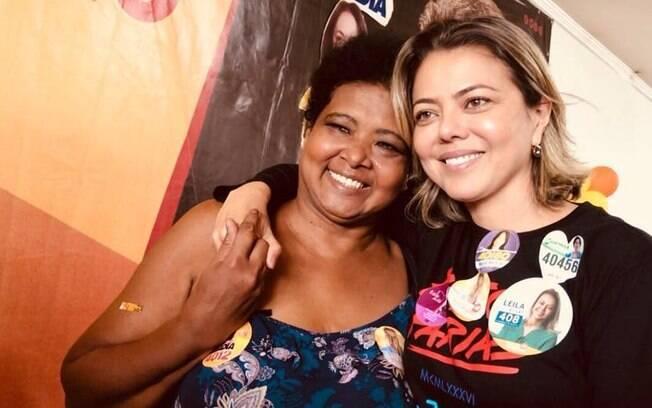 No Distrito Federal, Leila do Vôlei (PSB) foi eleita senadora com 17,76% dos votos válidos; a ex-atleta ficou à frente de Izalci, do PSDB, que anotou 15,33% da preferência dos eleitores