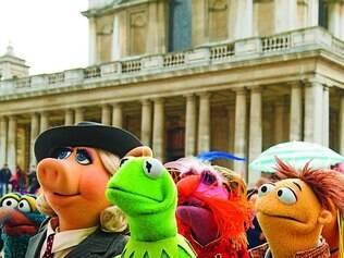 Procura. Os Muppets têm que lidar com o sequestro do seu líder, o sapo Caco, nesta nova aventura