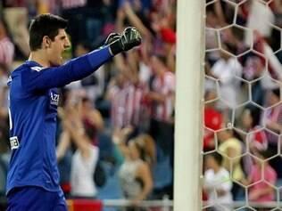 Courtois foi contratado pelo Chelsea no início de 2012, mas acabou emprestado ao Atlético-ESP
