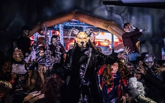 A Hora do Horror acontecerá de 7 de agosto a 2 de novembro