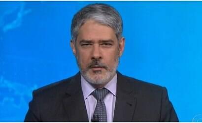William Bonner deve ganhar programa no GloboPlay
