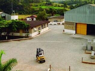 Em 27 mil m², a unidade da SH em MG administra cerca de 6.000 toneladas de equipamentos