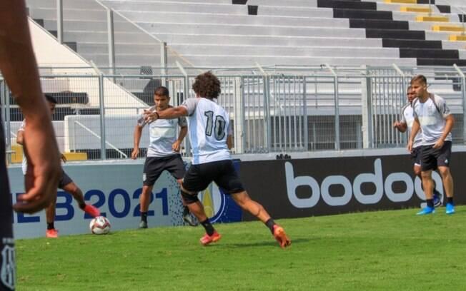 Ponte enfrenta o Cruzeiro tentando se afastar do Z-4