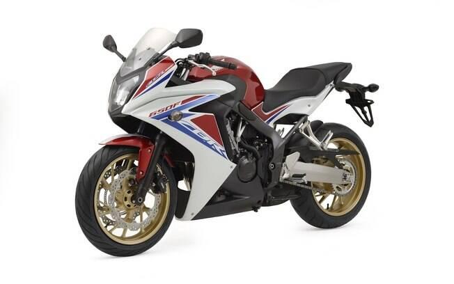 Honda CBR 650F: modelo esportivo  conta com motor de quatro cilindros