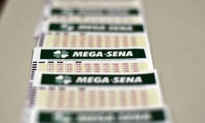Mega-Sena acumulada sorteia R$ 33 mi