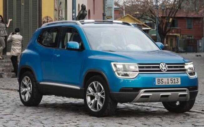 VW Taigun poderá ser um dos futuros rivais do novo SUV da Hyundai que a marca prepara para 2020