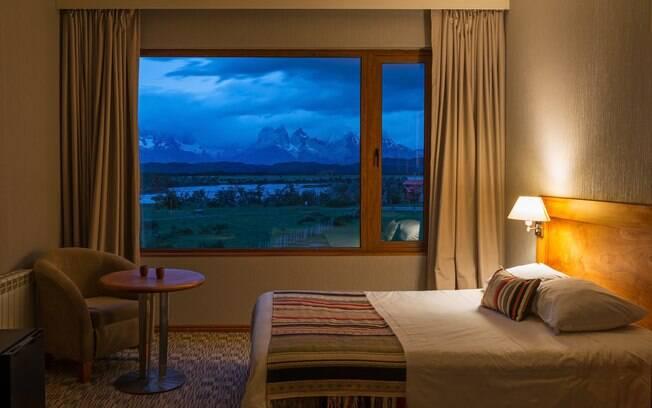 Quanto às hospedagens na sua viagem ao Chile, o Airbnb e os alojamentos são mais em conta, mas são mais concorridos