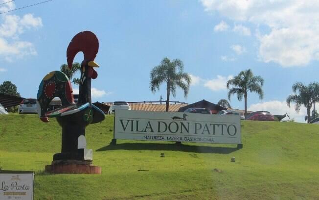 Rota do vinho em São Roque: a Vila Don Patto reúne adega, empório, restaurantes e outras atrações para os turistas