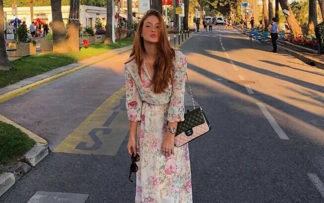 Marina Ruy Barbosa ostenta nos acessórios