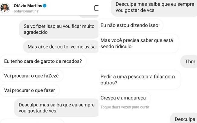 Conversa com Otávio Martins