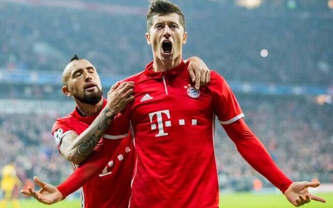 Patrocínio da Deutsche Telekom na camisa do Bayern