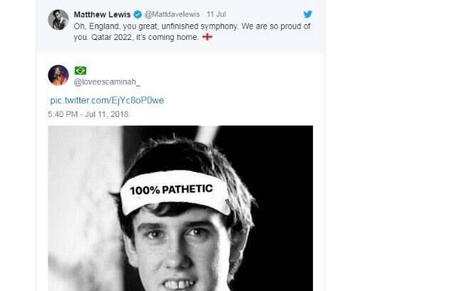 Trollagens da internet nos famosos e vice-versa