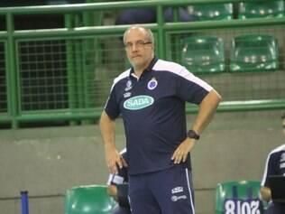 Marcelo Mendez, técnico do Sada Cruzeiro