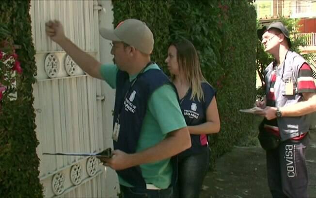 O trabalho dos inspetores é cansativo. Foto: Moises Zeferino/BBC Brasil