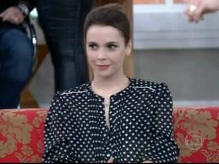 Débora Falabella chegou a ser cotada para 'Verdades Secretas'