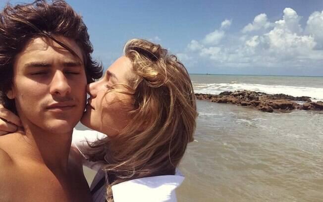 Sasha e Bruno Montaleone vão curtir o Dia dos Namorados pela primeira vez