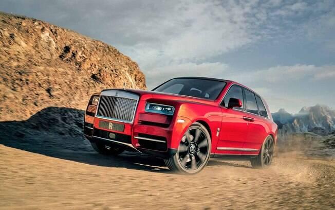 Rolls-Royce Cullinan é o mais luxuoso entre SUVs do Salão do Automóvel, entre 8 e 18 de novembro
