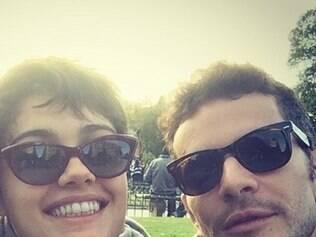 Atriz amiga do casal postou no Instagram uma foto dos dois juntos