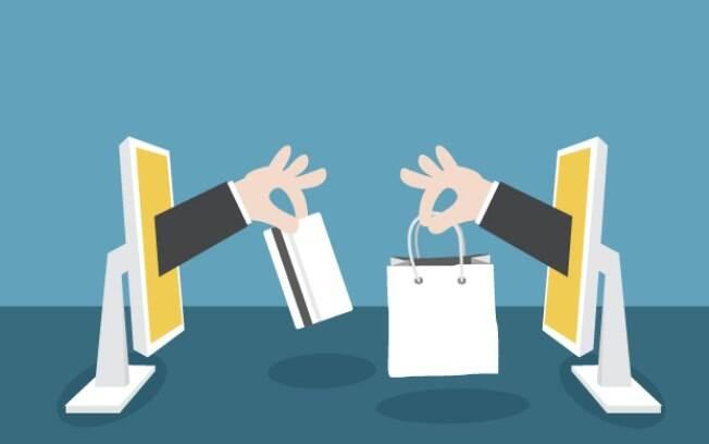 Comércio virtual cresceu na quarentena