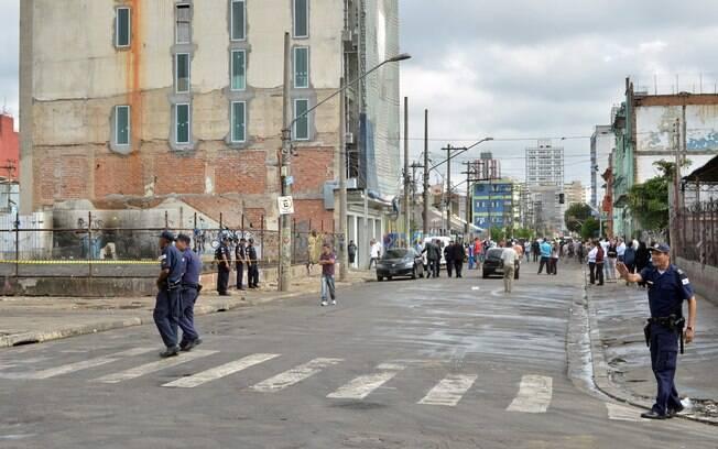Operação retirada favela cracolândia