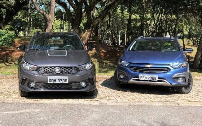 Fiar Argo e Chevrolet Onix são os dois modelos mais buscados pela internet, de acordo com estudo da Digicarro