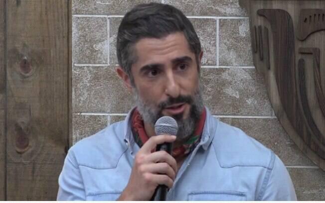 Marcos Mion fala sobre as acusações de traição