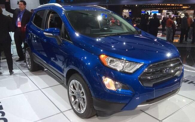 Nova cara, painel mais luxuoso e novo motor 1.5. É assim que o Ford EcoSport vai tentar reconquistar sua relevância entre os utilitários esportivos.
