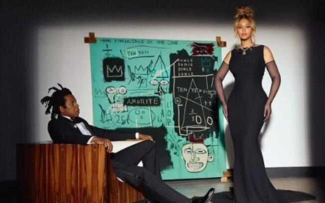 Beyoncé e Jay-Z para Tiffany & Co.