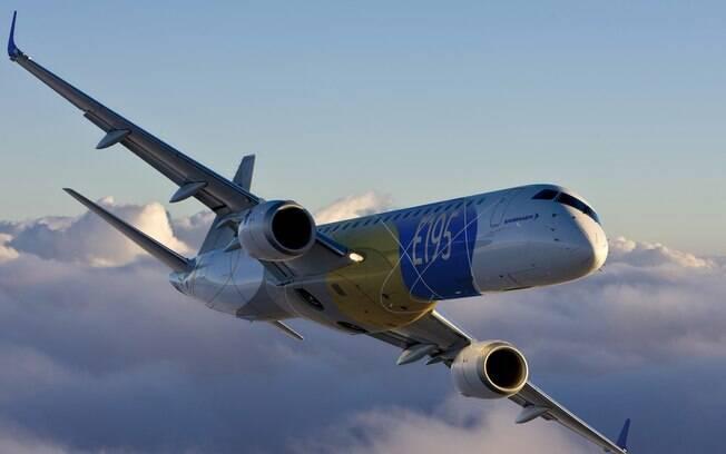 Embraer anunciou a venda de nove jatos à norte-americana SkyWest