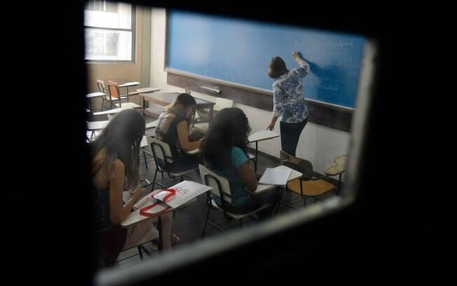 No cursinho gratuito, as aulas vão abordar temas que costumam cair no Enem e tirar as últimas dúvidas sobre a prova