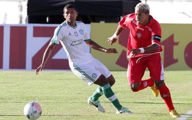 Na 17ª rodada, derrota por 1 a 0 para o Boa  Esporte, em Minas Gerais
