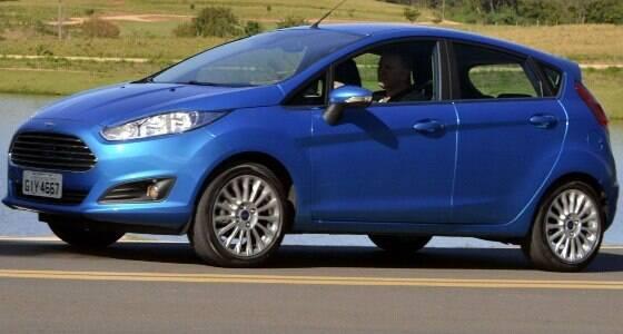 Fiesta 1.0 EcoBoost tem rendimento de motor 1.6