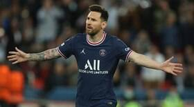 Messi está isolado e não fala muito no PSG, afirma ex-jogador
