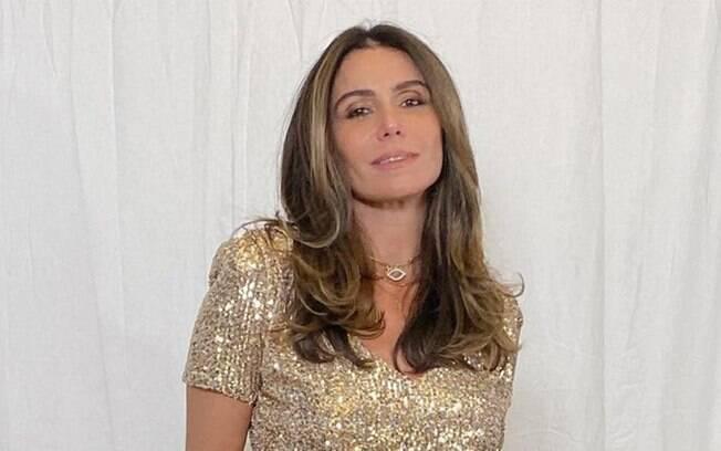 Giovanna Antonelli testa positivo para Covid-19