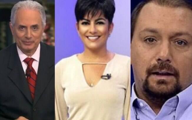 Jornalistas demitidos envolvendo polêmicas