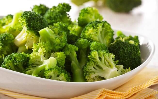 O brócolis está na lista dos aliados contra a ressaca