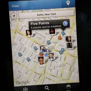 Informações sobre restaurantes estão entre as apostas do Foursquare