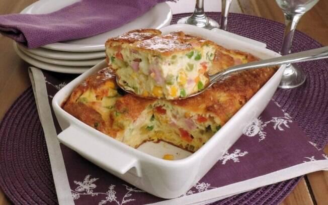 Receitas diferentes de omelete para fazer na semana