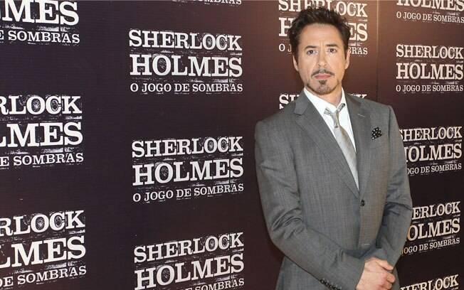Robert Downey Jr. é o ator mais bem pago de 2012