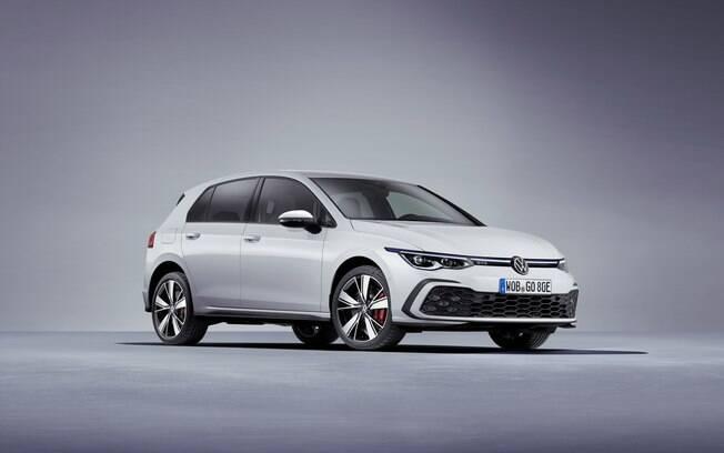 VW Golf GTE da linha 2021 é um forte candidato a ser importado para o Brasil, mas apenas nesta versão híbrida