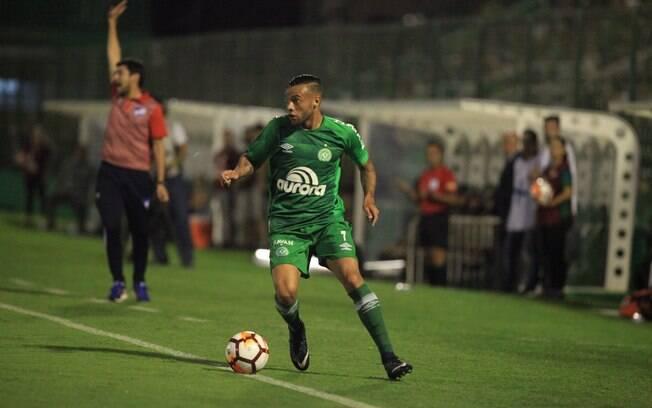 Guilherme é o novo reforço da Chapecoense para a temporada de 2018