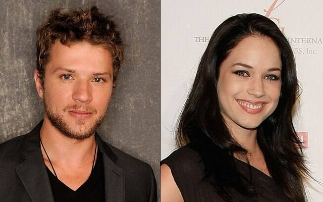 Ryan Phillippe e Alexis Knapp