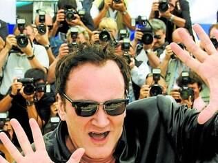 """Hoje. Em Cannes, Tarantino apresenta hoje o faroeste """"Por um Punhado de Dólares"""""""